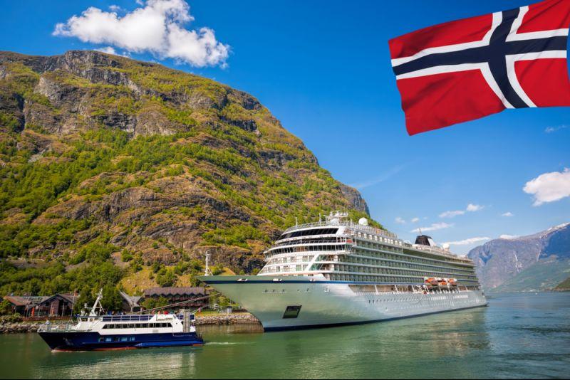 Kreuzfahrt nach Norwegen im August