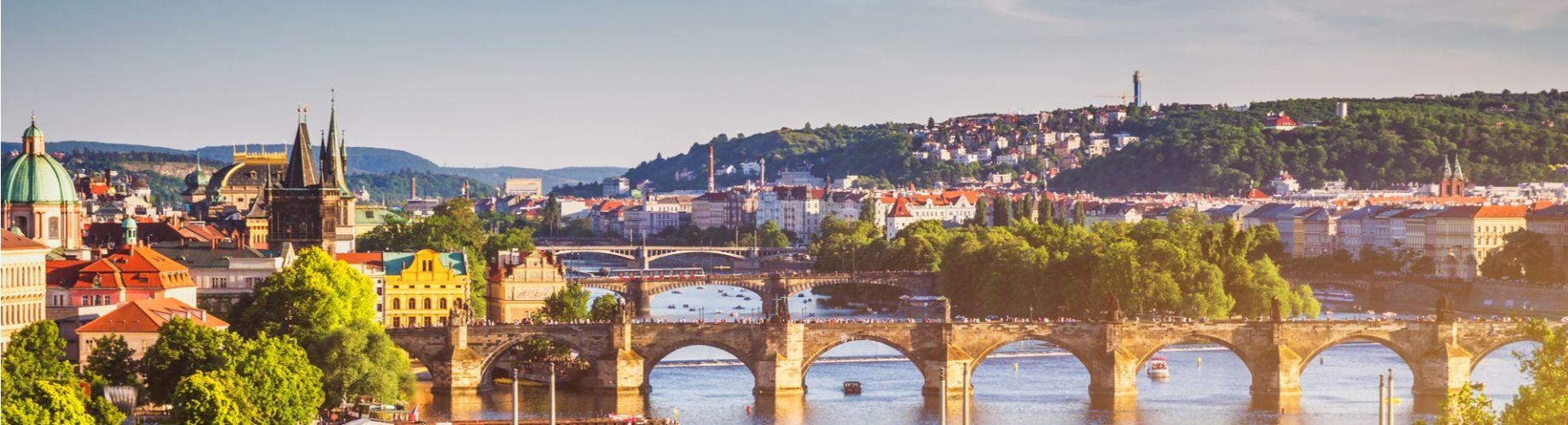 Außergewöhnliches Hotel in Prager Top-Lage
