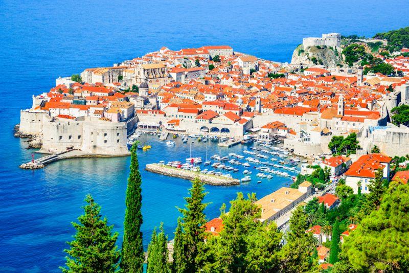 Flüge nach Dubrovnik