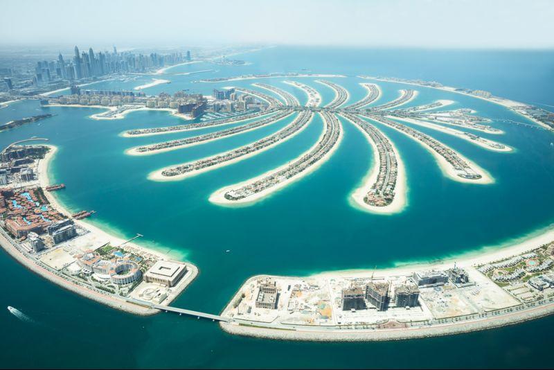 Luxus-Urlaub in Dubai