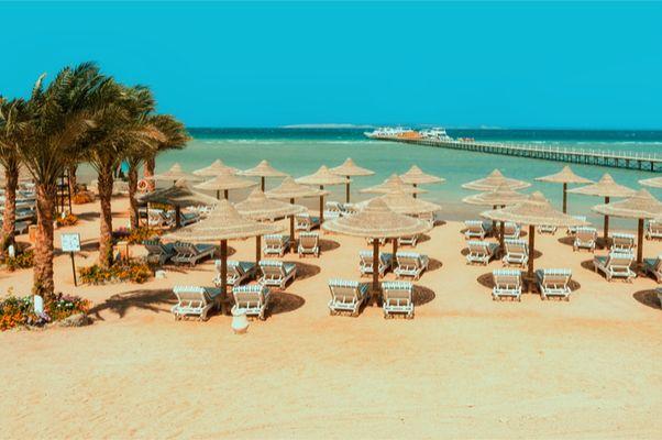 Preis-Knaller im Januar: Adults Only Hotel in Ägypten