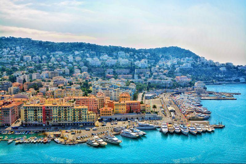 Verlängertes Luxus-Wochenende in Nizza
