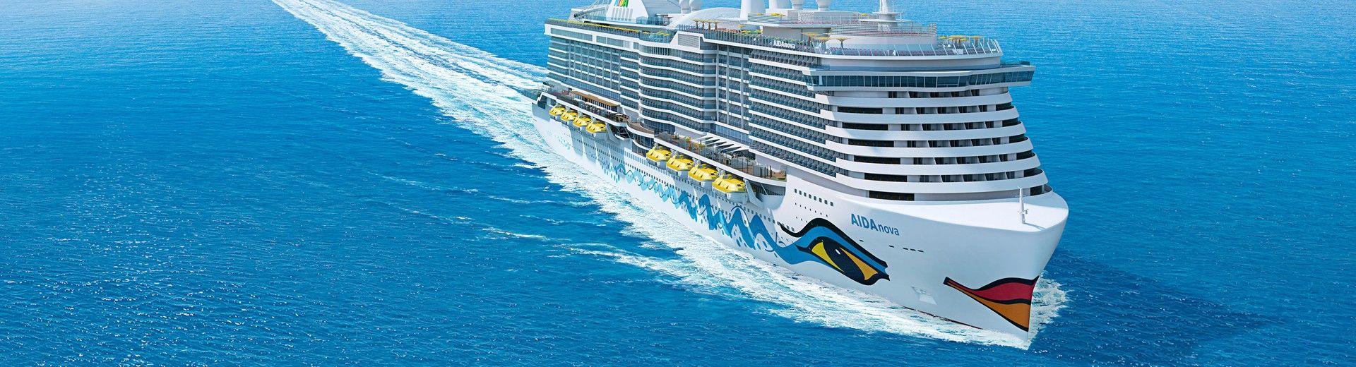 EXKLUSIVER Sparpreis: Jungfernfahrt mit AIDAnova nach Teneriffa