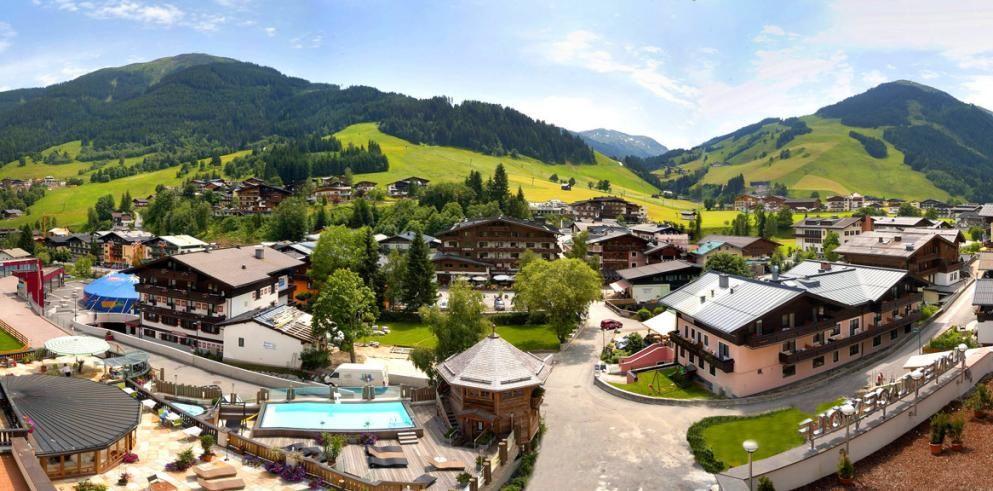 5-Sterne Wellness in Österreich