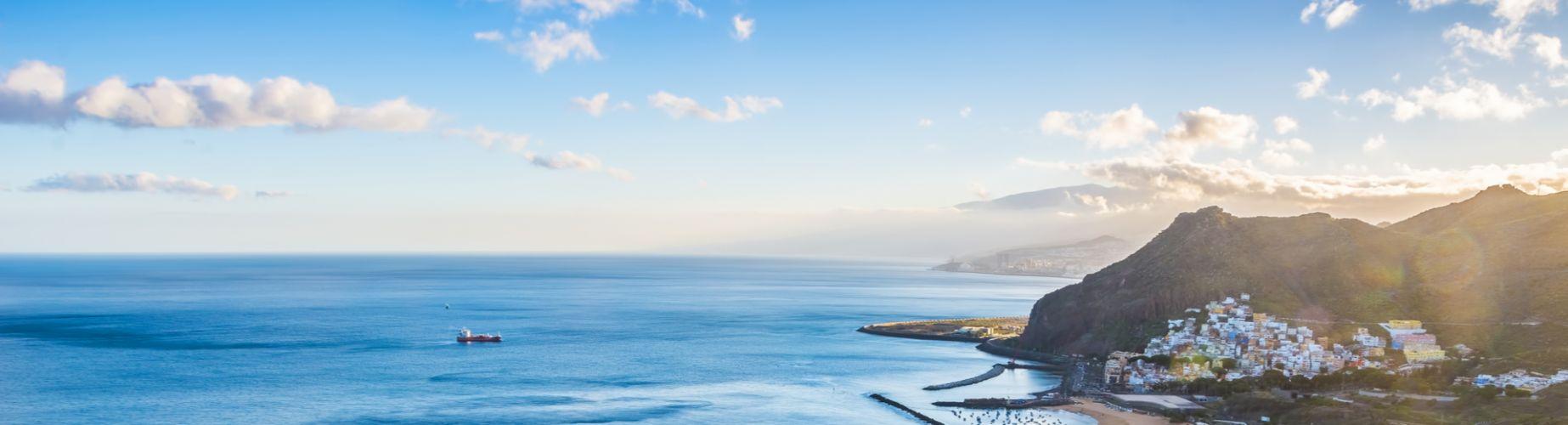 Entdecke die Kanaren und Madeira auf einem Kreuzfahrtschiff