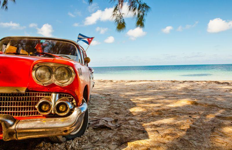 Kuba-Rundreise mit Übernachtungen in Casas Particulares