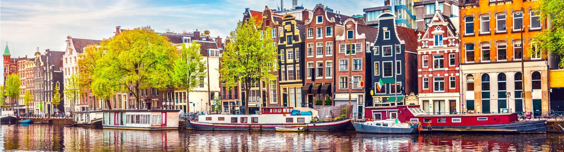 Design-Hotel in Amsterdam