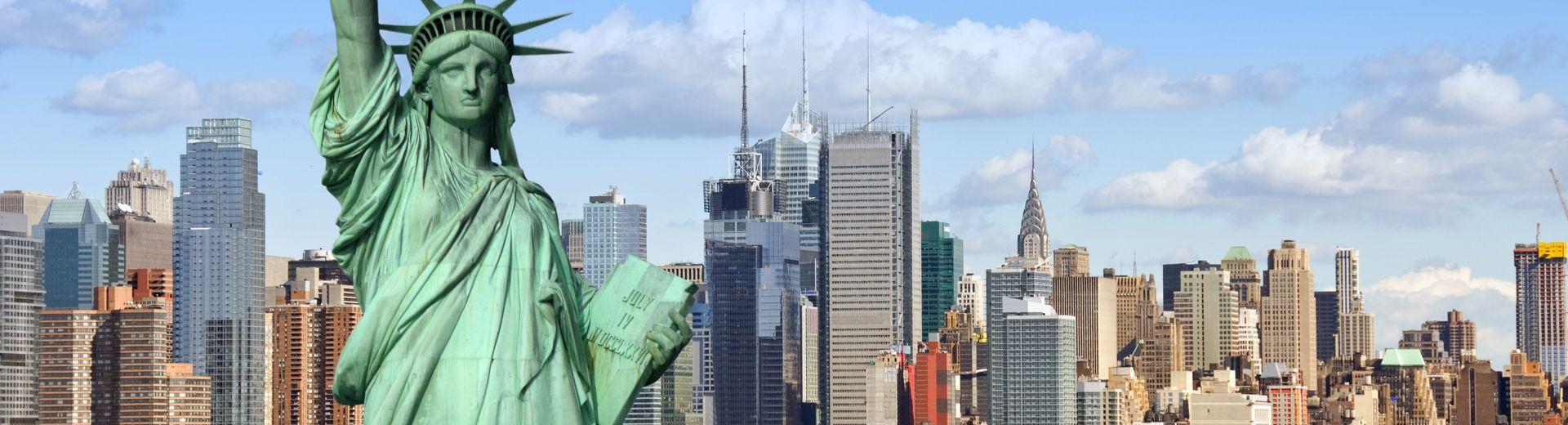 New York und Bahamas mit der Mein Schiff 6