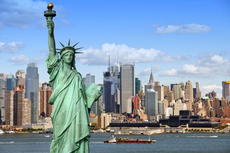 Günstige Flüge nach New York City
