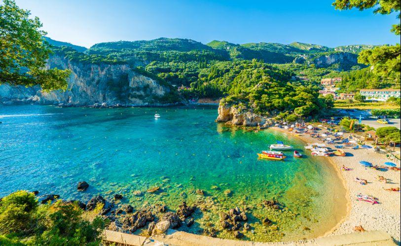 Entspannung und Sonne pur auf Thasos