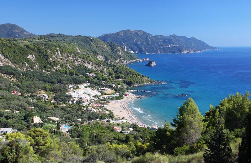 5-Sterne Luxushotel auf Korfu