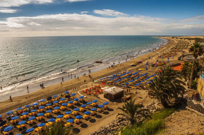 Eine Woche Gran Canaria zum Sparpreis