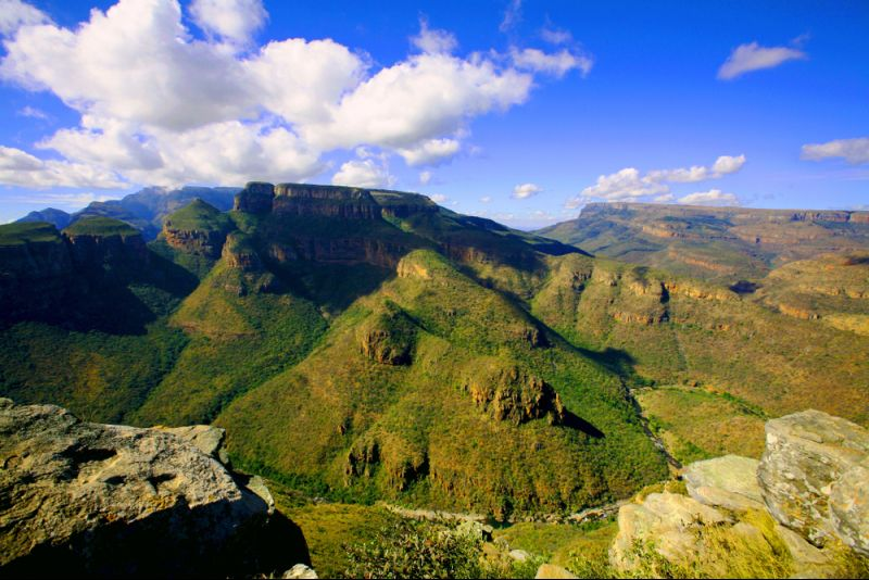 Mega Kombireise: Südafrika & Mauritius