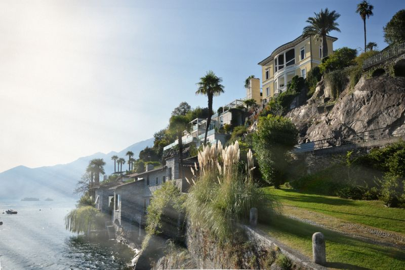 Eine Woche am Lago Maggiore