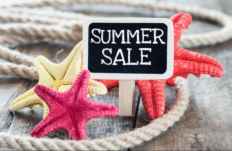 Super-Sommer-Spar-Aktion: Bis zu 5% sparen