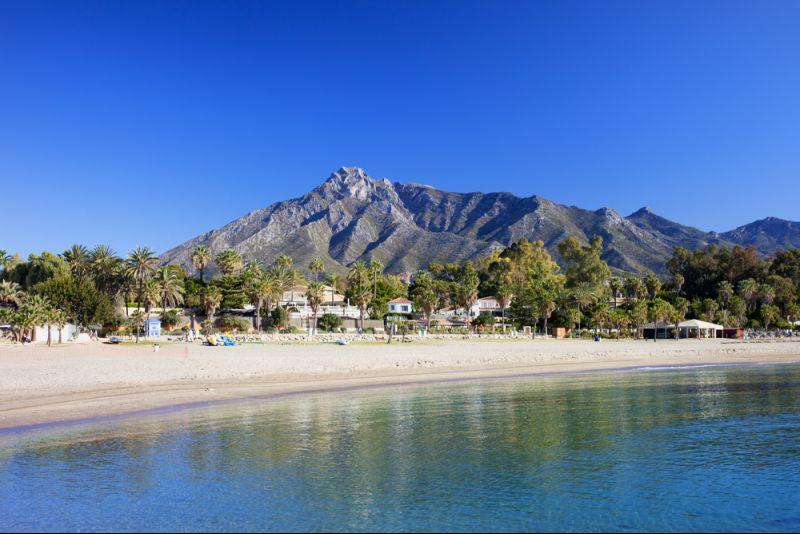 Herbstferien: Ferienhaus an der Costa del Sol