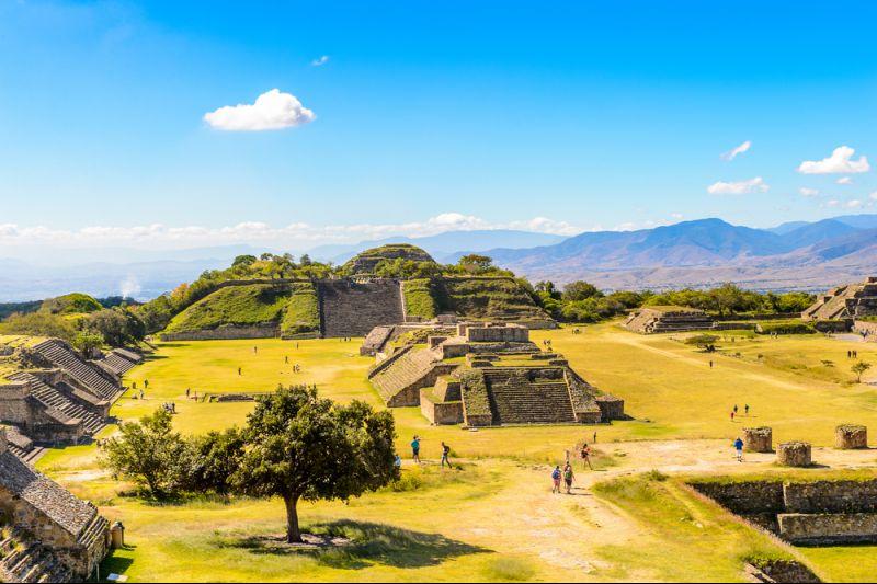 Rundreise durch Mexiko mit Badeurlaub