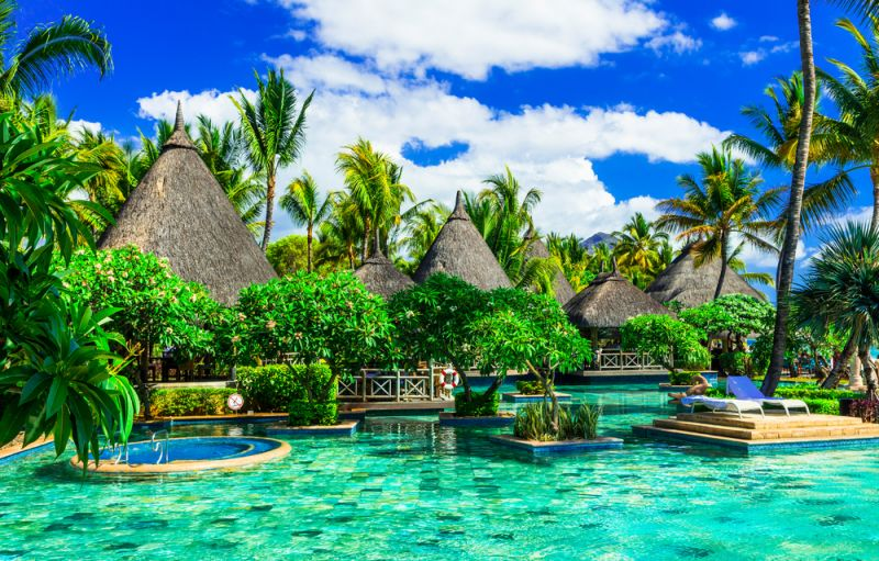 Shanti Maurice Resort: 5-Sterne-Luxus auf Mauritius