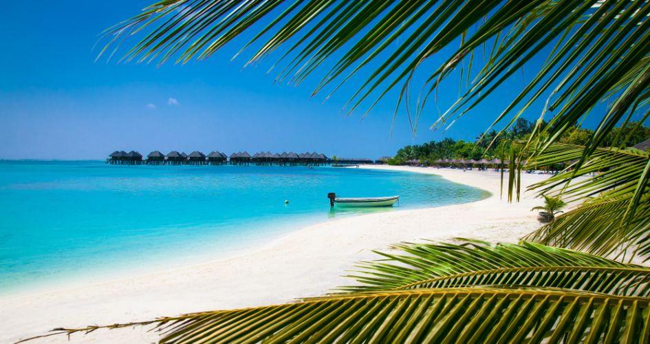 Luxusurlaub auf den Malediven: Sheraton Maldives Full Moon Resort & Spa