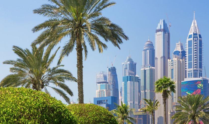 Aktivurlaub in Dubai