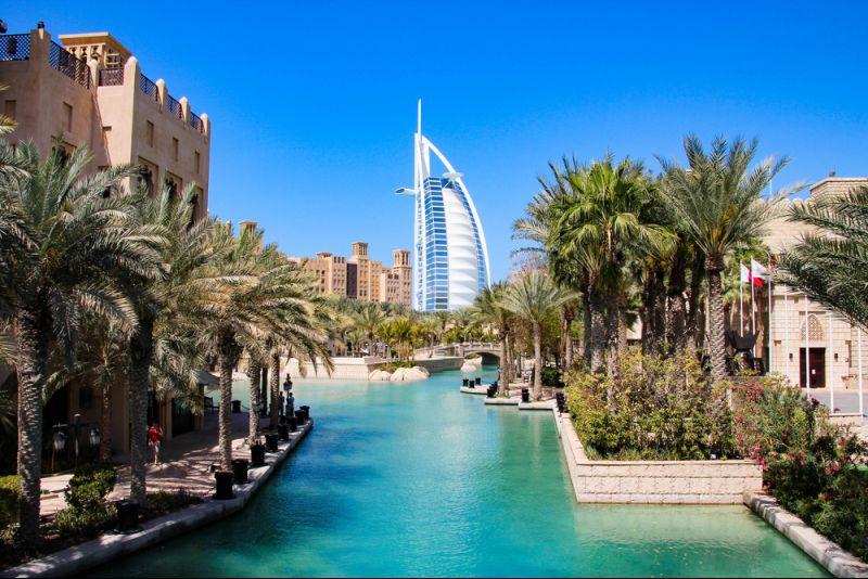 Das schönste Hotel Dubais
