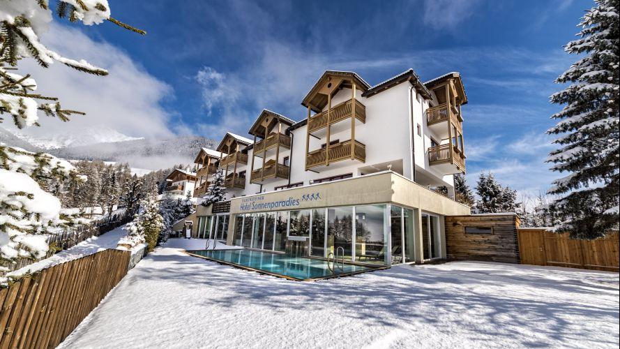 Sportives Wellness-Hotel in Südtirol