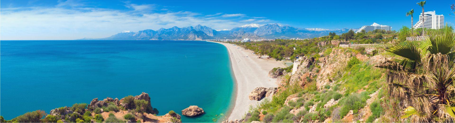 Drei Wochen Türkische Riviera