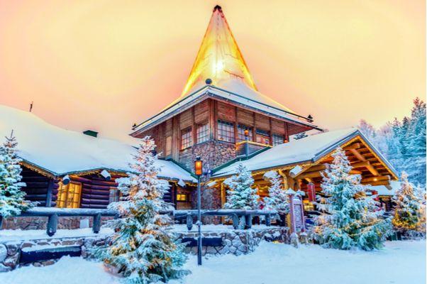 Eine Woche im Santa Claus Holiday Village