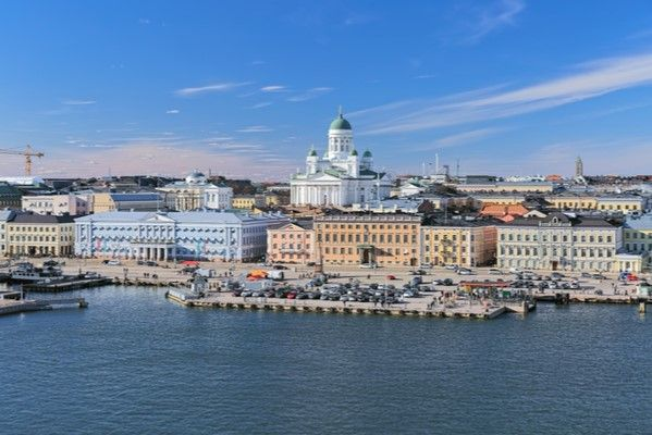 Helsinki Kurztrip ab Travemünde