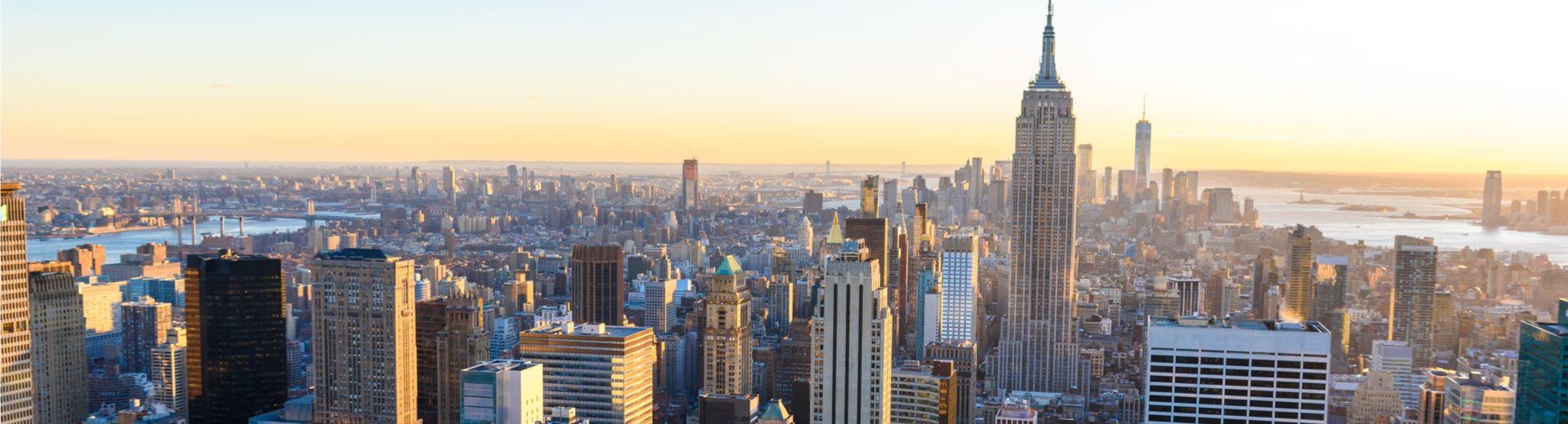 Designhotel in zentraler Lage in New York City