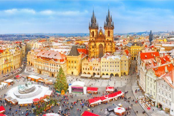 Aquapalace Hotel Prague: Städtetrip mit Kids