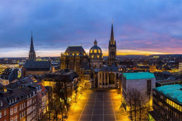 Weihnachtsmarktbesuch in Aachen