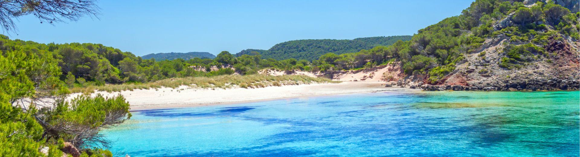 Ausgezeichnetes Adults only Hotel auf Menorca