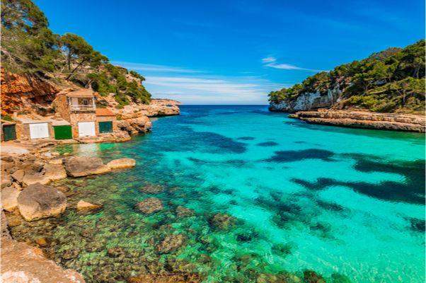 Schickes Erwachsenenhotel im Osten von Mallorca