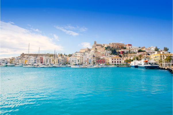 Luxuriöser Städtetrip nach Ibiza-Stadt