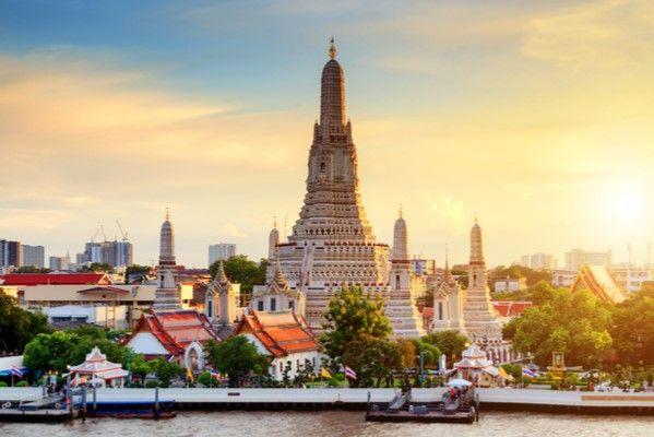 Busrundreise ab Bangkok