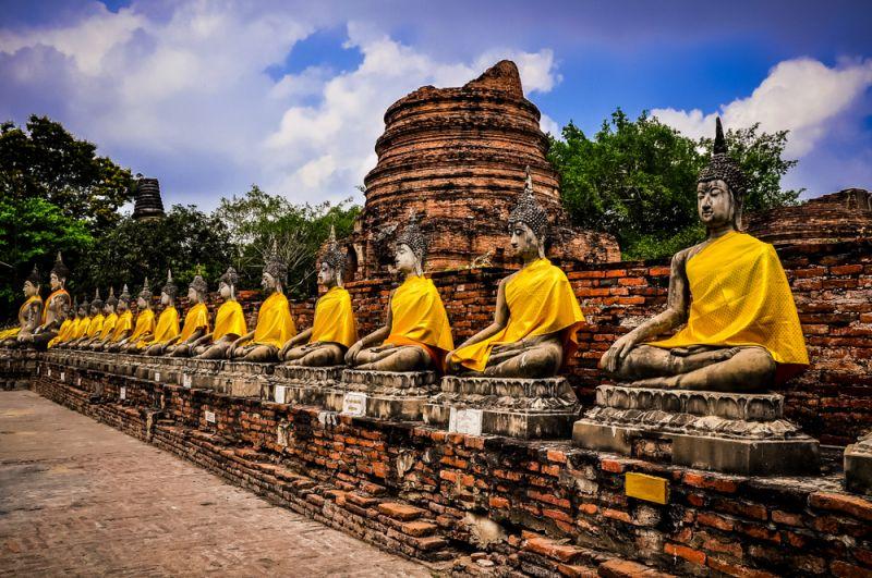 Rundreise von Bangkok bis Lampang mit Badeurlaub