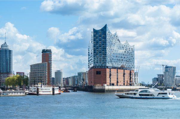 Übernachtung in Hamburg & Führung Elbphilharmonie