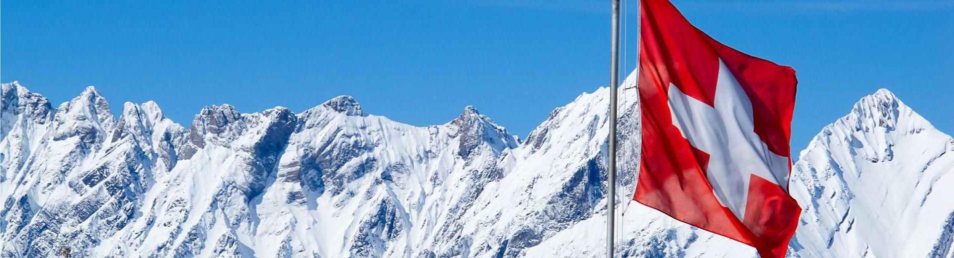 Kurztrip: Skiurlaub in der Schweiz