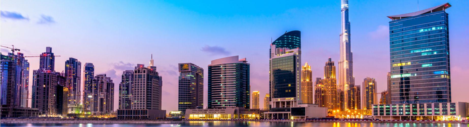 Dubai wartet auf dich! Flieg jetzt in die exklusive Superlative