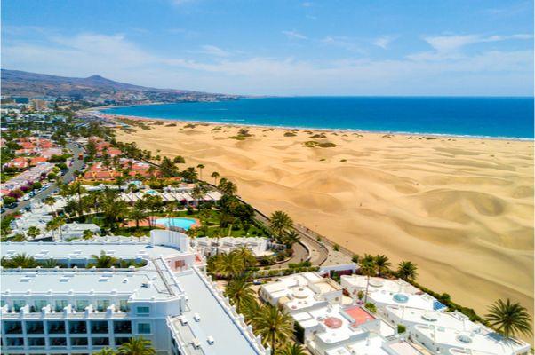 Luxushotel in bester Lage auf Gran Canaria