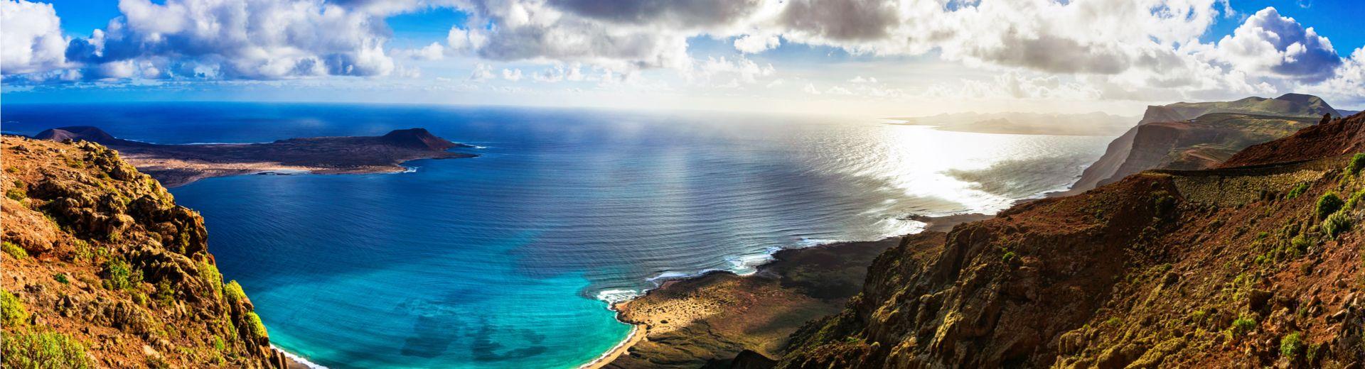 Langzeiturlaub auf Lanzarote