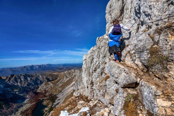 Wanderurlaub in Montenegro
