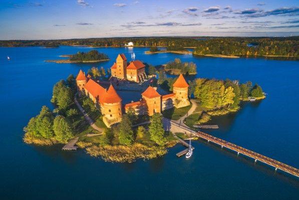 Wanderungen im Baltikum