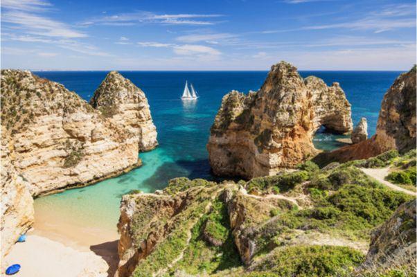 Adults only an der Algarve
