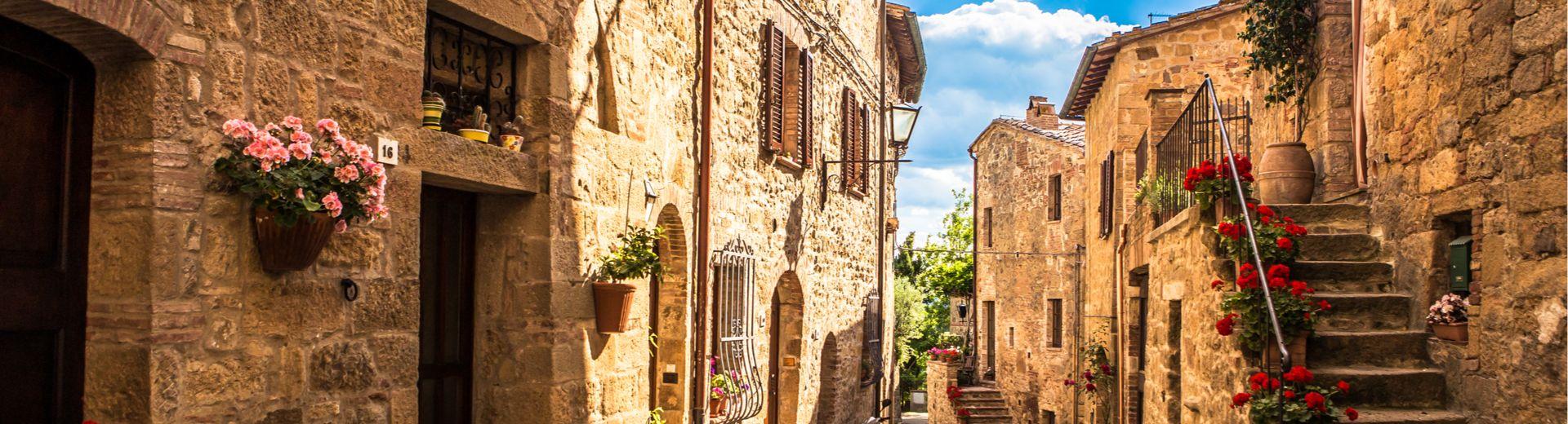 Charmantes Ferienhaus in der Toskana