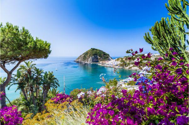 Inselhopping: Ischia, Capri & Positano