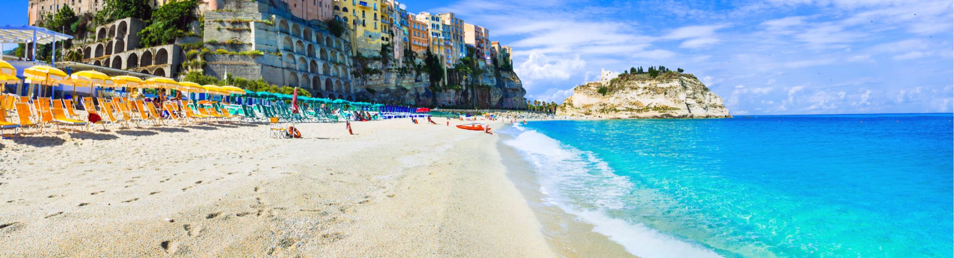 All Inclusive in Tropea