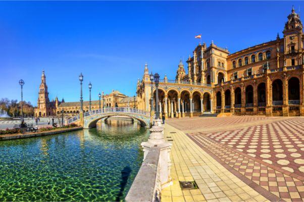 Städtetrip nach Sevilla
