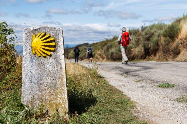 Pilgerreise: Wandere den Jakobsweg